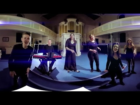 CAN'T STOP THE FEELING 360 - Vocal Works Gospel Choir (VWGC)