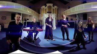CAN'T STOP THE FEELING 360 - Vocal Works Gospel Choir (VWGC)