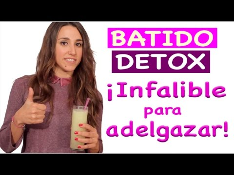 Licuado infalible para adelgazar rápidamente limpiando tu colon | APERDERPESO.COM