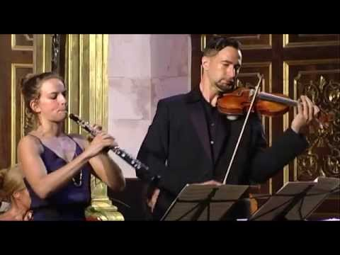 J.S. Bach - Concerto for Oboe and Violin · BWV 1060 - Live