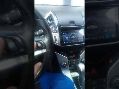 Подключение кнопок на руле к не штатной магнитоле Шевроле круз