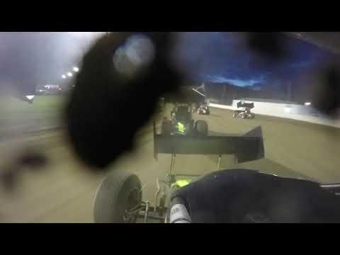 Bedford Speedway 305 Racesaver Sprint Car Feature 4-28-2019