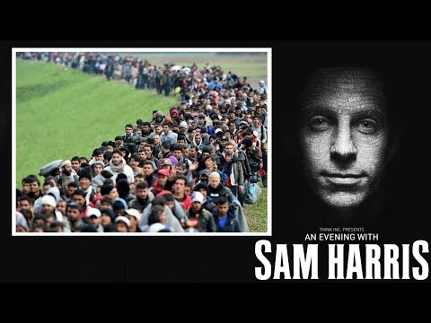 Sam Harris 2018 - Apple-FBI ,The Immigration Crisis In Europe with Maryam Namazie