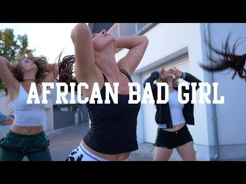 WIZKID - AFRICAN BAD GIRL ft Chris Brown | Dance Choreography | D'AFROGANG