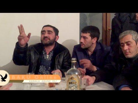 Kelam Eshqine / Reshad, Perviz, Aydin, Vuqar, Rufet, Elekber / Stolustu Deyishme Meyxana 2015