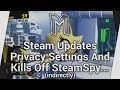 Steam Updates Privacy Settings And Kills Off SteamSpy (Indirectly) - Topic (Playing Sonic Forces)