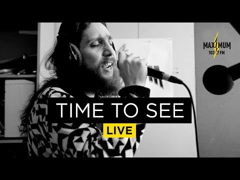 NEEDSHES - Time to See [Live on air - radio Maximum]