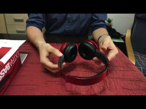 Cuffie Wireless Sony MDR XB650BT Recensione Completa