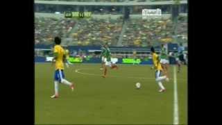 vuclip [جميع لمسات نيمار في مباراة البرازيل والمكسيك