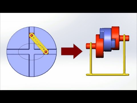 Animation of inversion of mechanism, four bar chain and | Doovi