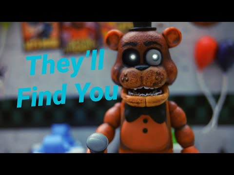 They'll Find You LEGO parody