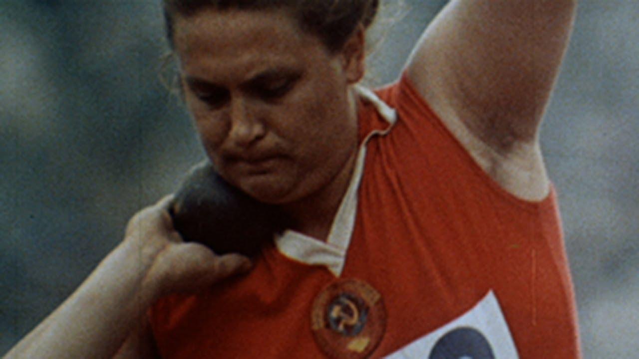 Tamara Press 6 world records (shot put discus throw)