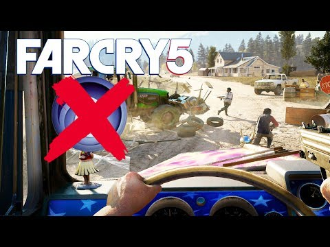 FAR CRY 5 - UBISOFT LIED AND NOW PEOPLE ARE MAD! (CO-OP SAVE)
