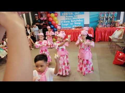 Pandanggo sa Ilaw - Folk Dance | MJT Young Achievers Learning Center