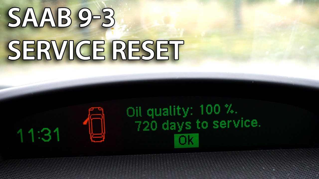 how to reset sri service reminder indicator in saab 9 3 ii ys3f srl rh youtube com Service Manuals Service Manuals