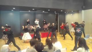 大阪中崎町にある50sファッションのお店「パレットキャット」の8周年パ...
