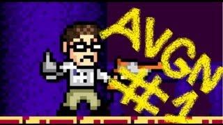 AVGN Adventures playthrough #1 - Assholevania - Death... Death everywhere
