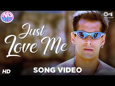 Just Love Me - Main Akela Video Song | No Entry | Salman Khan | Sonu Nigam | Anu Malik