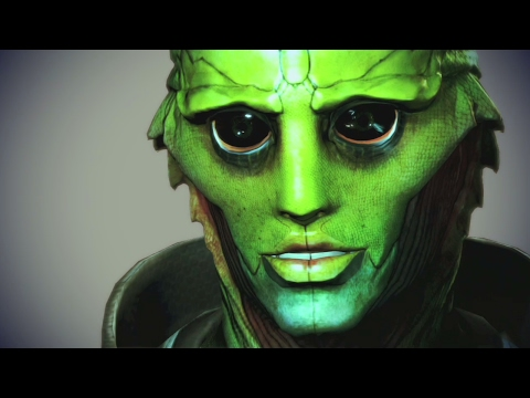 Mass Effect Trilogy: Thane Romance Complete All Scenes