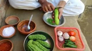 Stuffed Karela Recipe ❤ Bharwan Karela ❤ Grandma