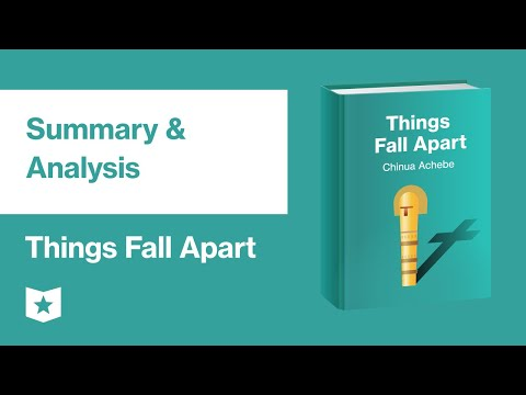 Things Fall Apart By Chinua Achebe | Summary & Analysis