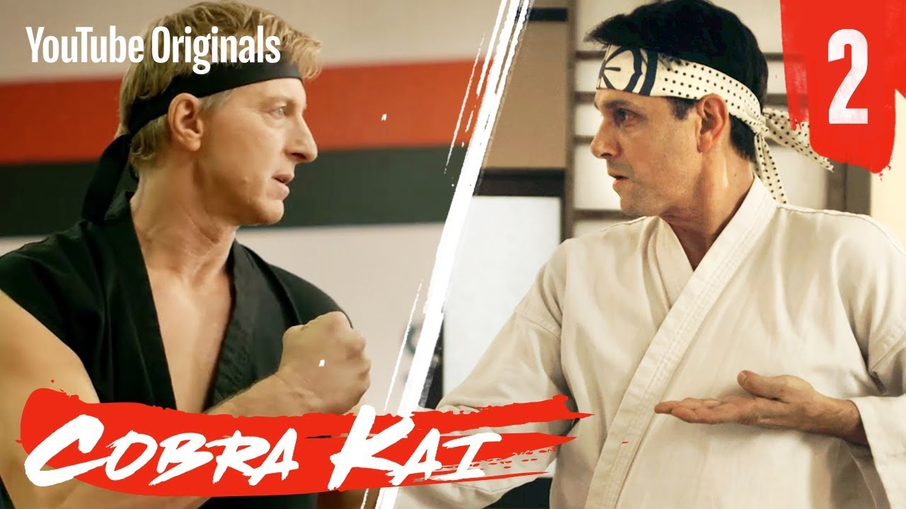 "Cobra Kai - Episódio 2: ""Strike First"" - A Saga Karate Kid Continua!"