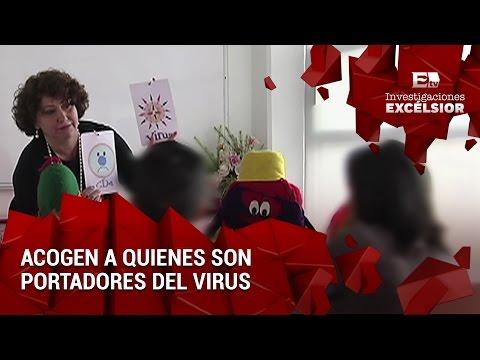 Niños con VIH Primera Entrega: Casa de la Sal les abre las puertas