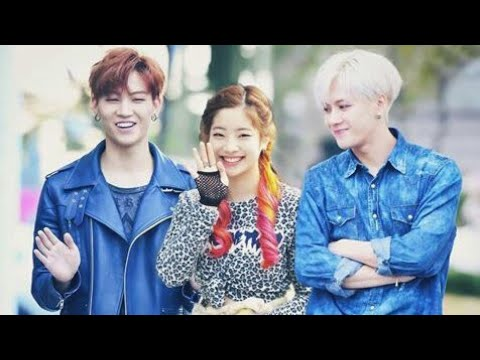 GOT7 - She's Monster Music video ft Dahyun Twice