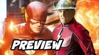 The Flash Season 4 Episode 15 Enter Flashtime Preview Breakdown
