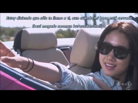 I'm Saying - Lee Hong Ki [Rom/Esp] (The Heirs OST)