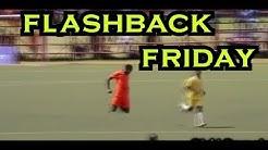 Flashback Friday   Discovery Games   Kasi Football Skills 2016
