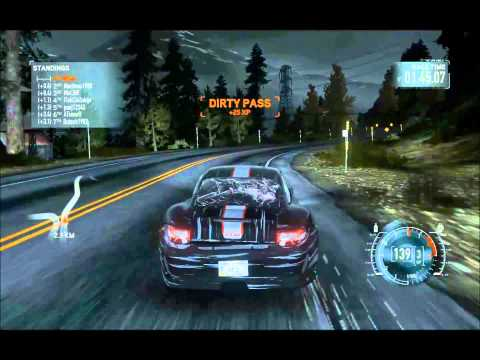 Need For Speed™ The Run BFLee vs MeLiHR HD 1080P Part2