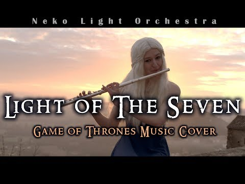 Light Of The Seven (Game Of Thrones Music Cover) - Neko Light Orchestra