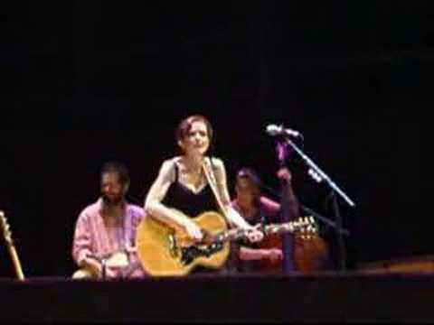 Patty Griffin, Cary NC, 2007