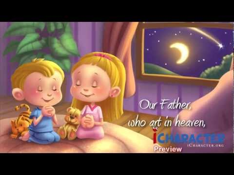 The Lord's Prayer for Children - Our Father (Preview)