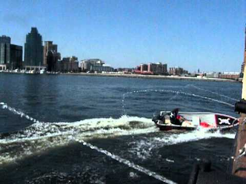 Urban Pirates in Baltimore MD 1