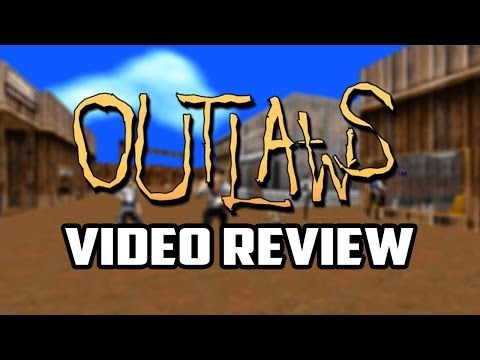 Retro Review - Outlaws PC Game Review thumbnail