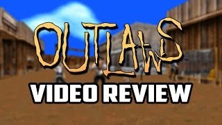 Retro Review - Outlaws PC Game Review