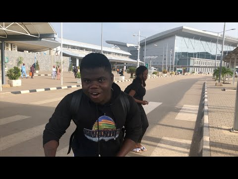 FIRST VLOG IN ABUJA