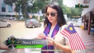 Nora Danish vs Song Ji Hyo (who is the most beautiful)