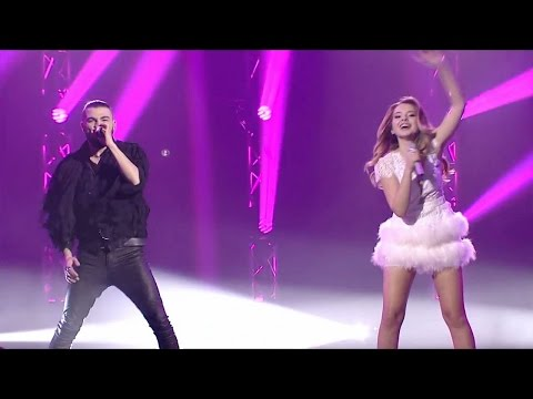 Ilinca feat. Alex Florea - Yodel it! | Semifinala Eurovision România 2017