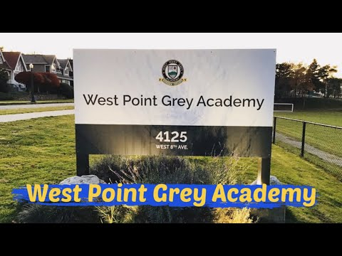 West Point Grey Academy Vancouver West l DoDream Tube 두드림튜브