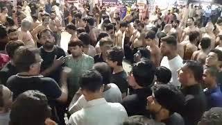 Jab Yaad Sakina A.S Ko Tari Ati Hy Baba by Shabab ul Momneen Karachi Party