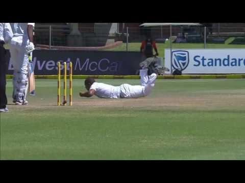 South Africa vs Sri Lanka - 1st Test - Day 5 - Rangana Herath Wicket