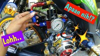 Cara Pasang FPR (Fuel Pressure Regulator) dimotor Beat FI