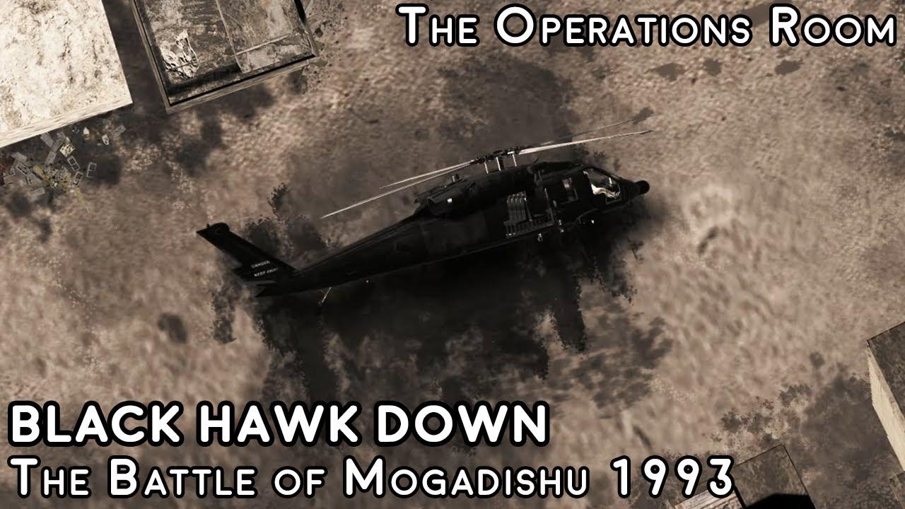 Download Black Hawk Down - The Battle of Mogadishu 1993, Part 1 - Animated