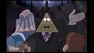 Bill Cipher Just Gold
