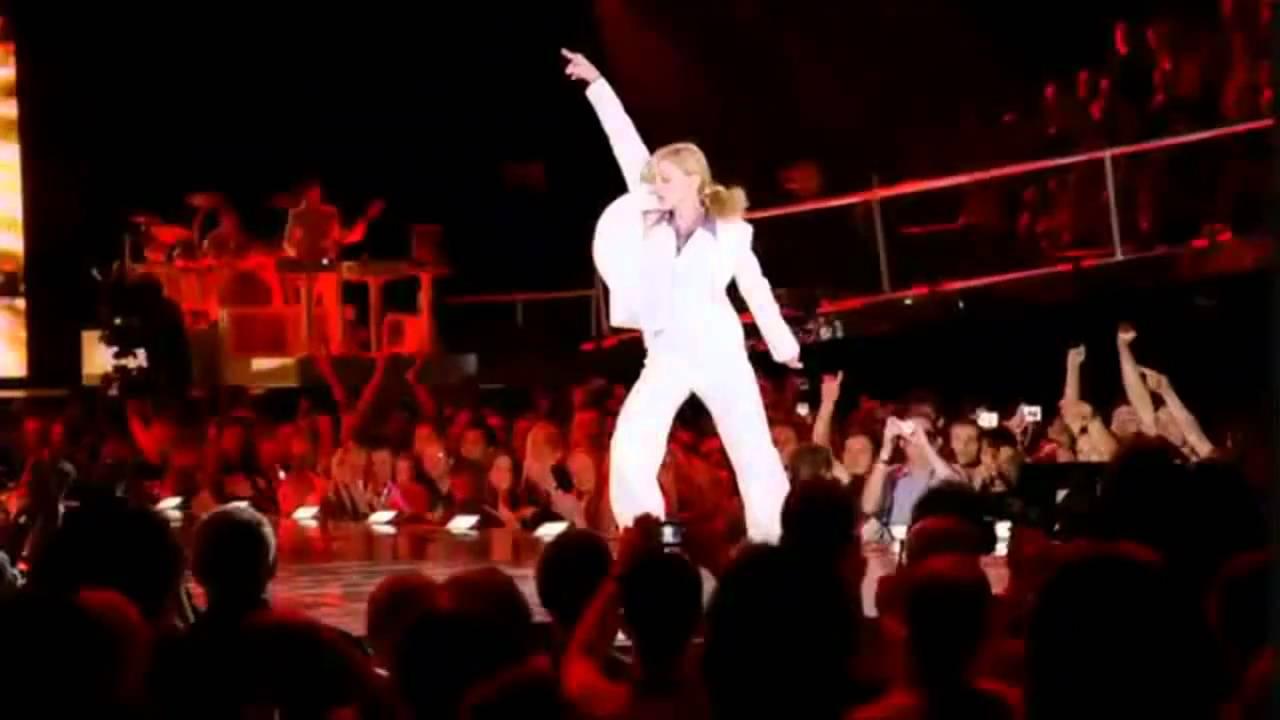 Madonna Disco Inferno Confessions Tour