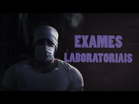 Видео Exames laboratoriais creatinina