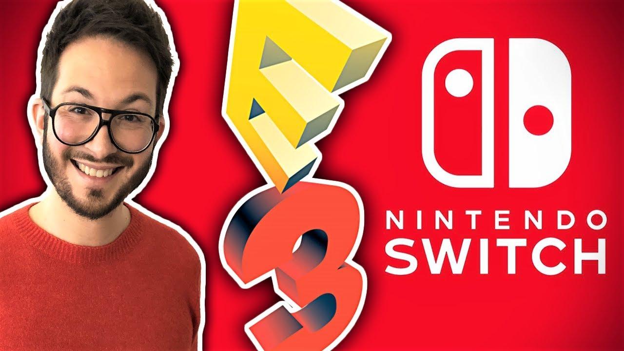 E3 2018 : la NINTENDO SWITCH doit rassurer et accélérer !
